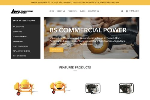 BS Commercial Power