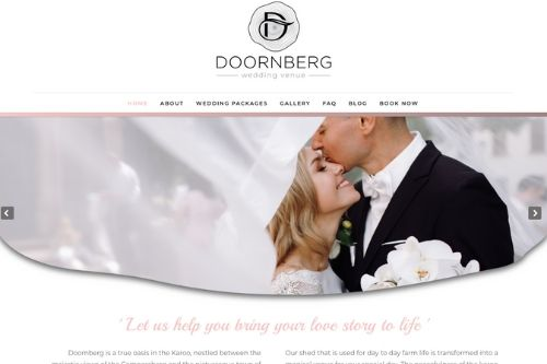 Doornberg Wedding Venue
