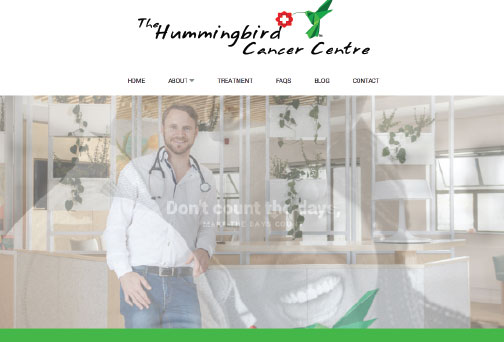 The Hummingbird Cancer Centre