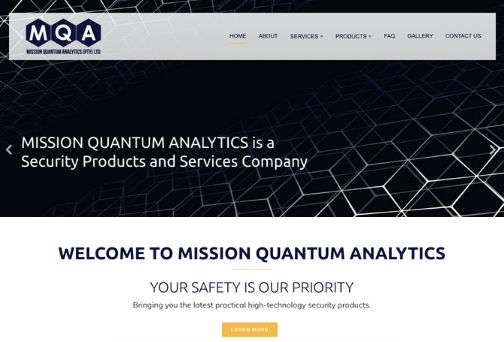 MQA - Mission Quantum Analytics
