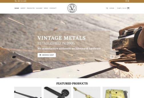 Vintage Metals